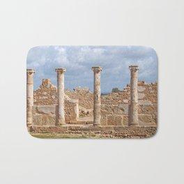 House of Theseus - Roman Ruins Cyprus Bath Mat