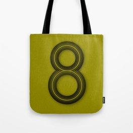 Infinite 8 Tote Bag