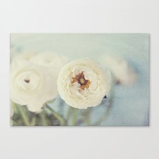 On The Romantic Side Canvas Print