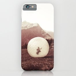 Disconnected iPhone Case