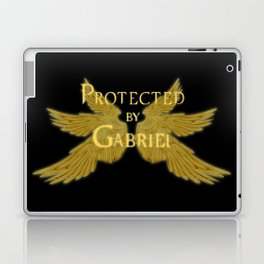 Protected by Gabriel Laptop & iPad Skin