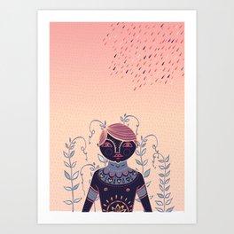 Beta Art Print