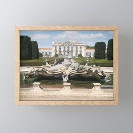 A Nymph in the Garden Framed Mini Art Print