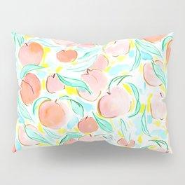 Peachy Pillow Sham