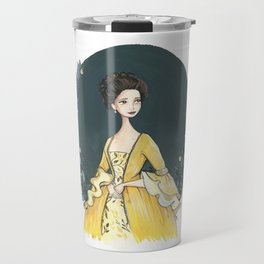 Claire Fraser Travel Mug
