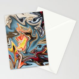 Explosive Light Stationery Cards