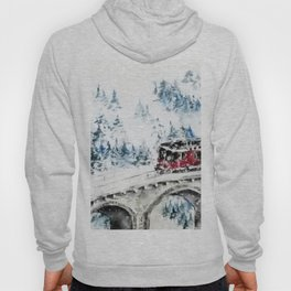 Winter Travel Hoody