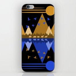 Wolfpack Passage #7 iPhone Skin