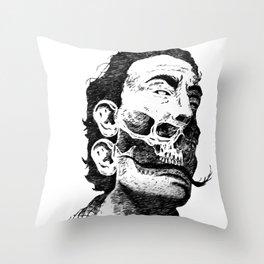Avida Dollars Throw Pillow