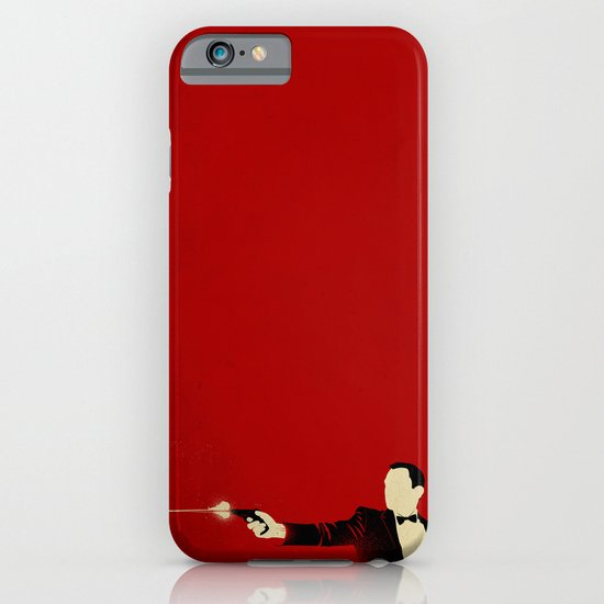 The Double Agent iPhone & iPod Case