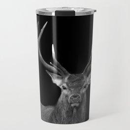 Red deer stag Travel Mug