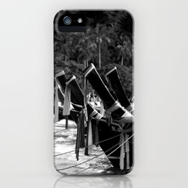 Longtail Boats iPhone Case