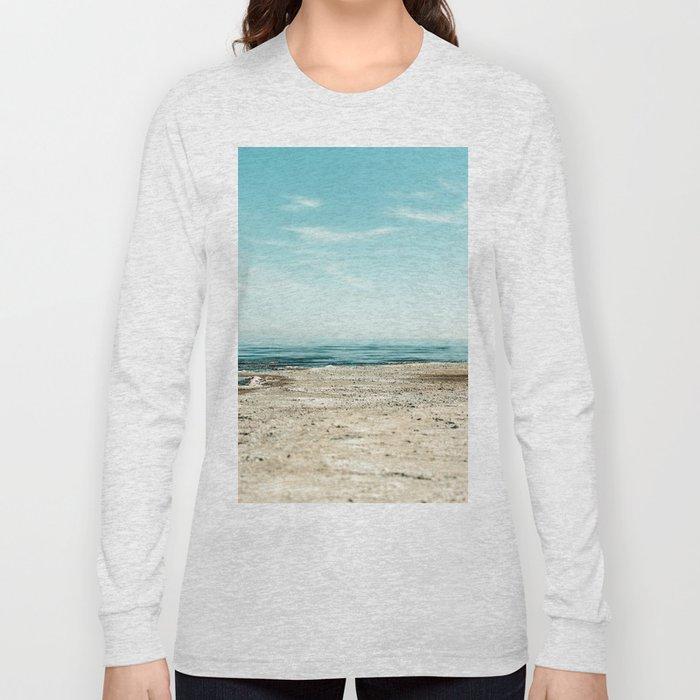 Sand beach Ocean Long Sleeve T-shirt
