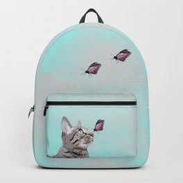 Gouda & the Butterfly Backpack