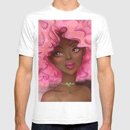 ROSE AFRO LADY T-shirt