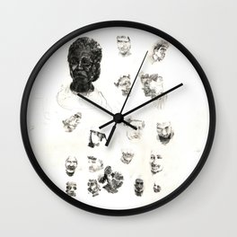 The class of '97 Wall Clock