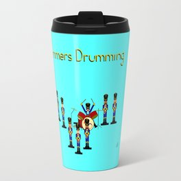 12 Days Of Christmas Nutcracker Theme: Day 9 Travel Mug