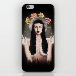 Diosa Eclíptica iPhone Skin
