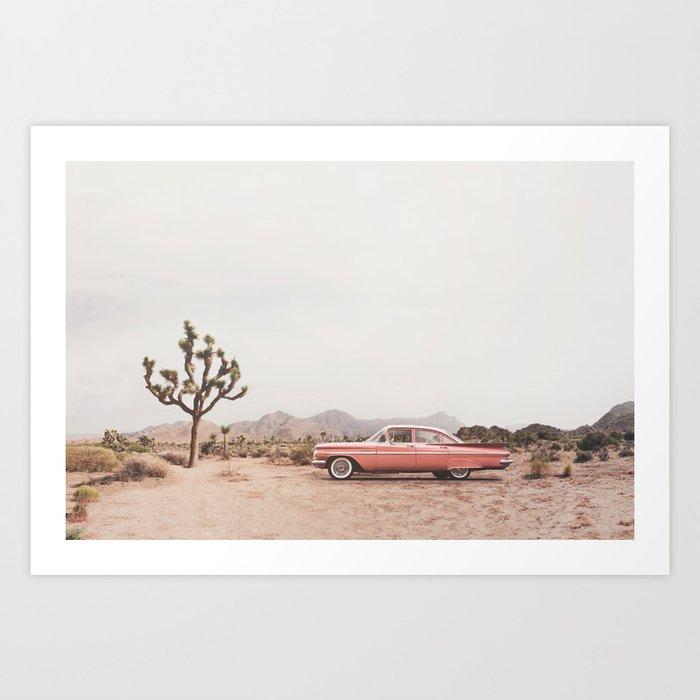 California Living Kunstdrucke