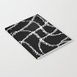 noisy pattern 13 Notebook