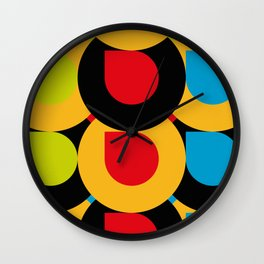 I Love Colors, and tiny little mistakes in the top right corners.... :) Wall Clock