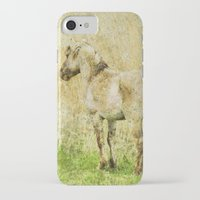 pony iPhone & iPod Cases featuring pony by URS|foto+art