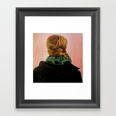 Shelby Framed Art Print