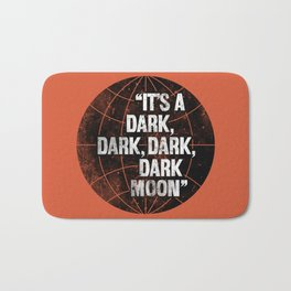 Dark Moon Bath Mat