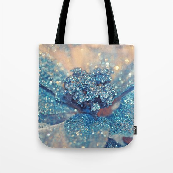 Her Winter... Tote Bag