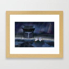 Mulan - Follow Your Heart Framed Art Print
