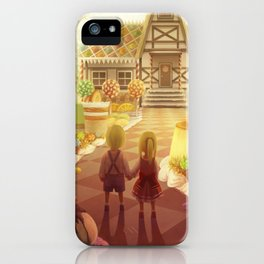 To the Candy House iPhone Case