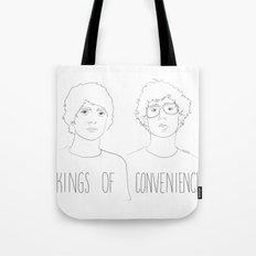 Kings of Convenience Tote Bag