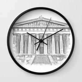 Walhalla Wall Clock