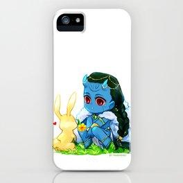 Little Jotun Loki iPhone Case