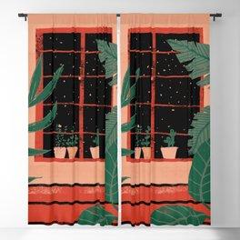 Urban jungle Blackout Curtain