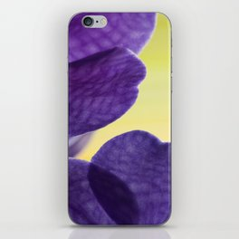 orchid VANDA 93 iPhone Skin