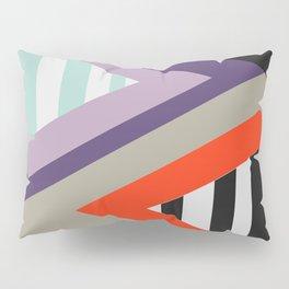Retro geometric decoration Pillow Sham