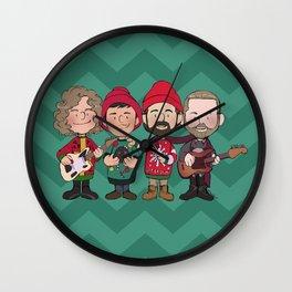 A Killers Holiday Wall Clock