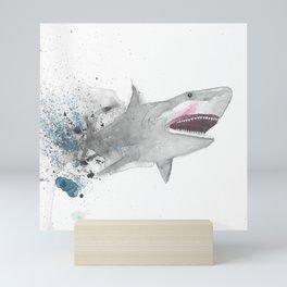 Shark Mini Art Print