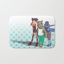Alola Girls stage 1 Bath Mat