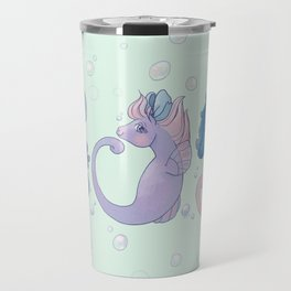 G1 Sea Ponies S.O.S Travel Mug