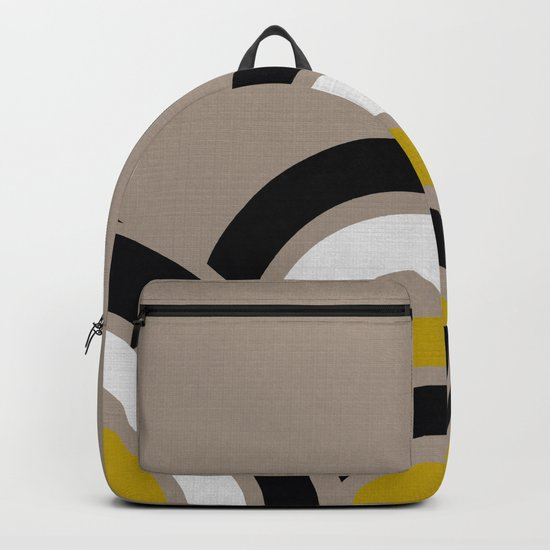 WAVES 2# ABSTRACT Backpack