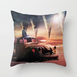 A New Norm Throw Pillow