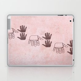 HANDS I Laptop & iPad Skin