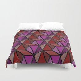 Geometrix 167 Duvet Cover