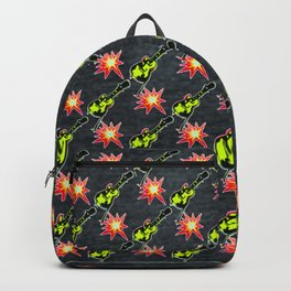 Emoji Smashing Original Guitar Smash Emoji Blast Backpack