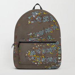"""""""Femella & Masculus"""" by ICA PAVON Backpack"""