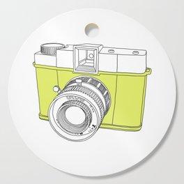Diana F+ Glow - Plastic Analogue Camera Cutting Board