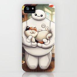 Hairy Baby iPhone Case