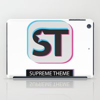 supreme iPad Cases featuring Supreme WordPress Theme by SupremeFactory